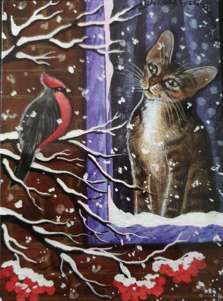 winterkaartjes